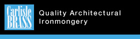 High Quality Architectural Ironmongery