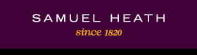 Samuel Heath Luxury Bathroom Fittings and Ironmongery
